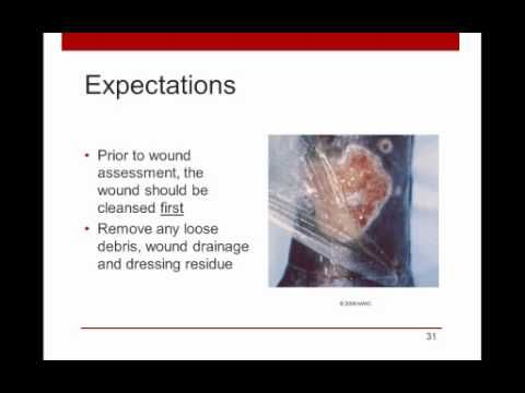wound assessment and documentation ready set document