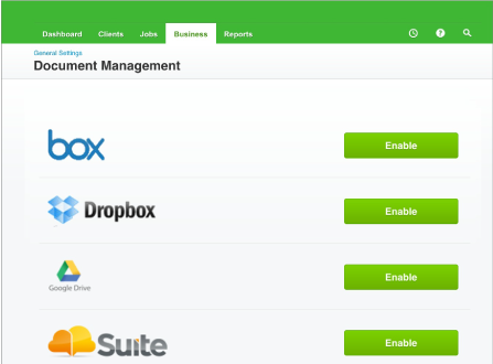 online document management system project