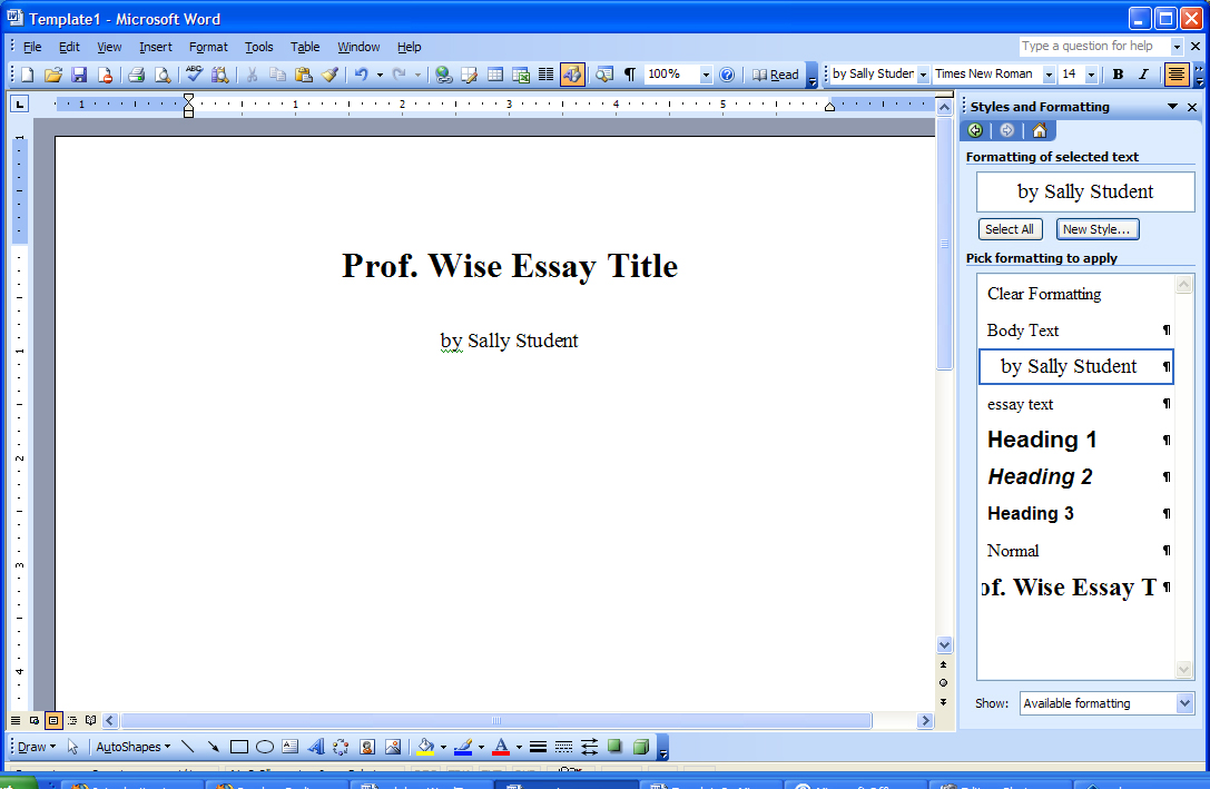 how to save a document in ms word