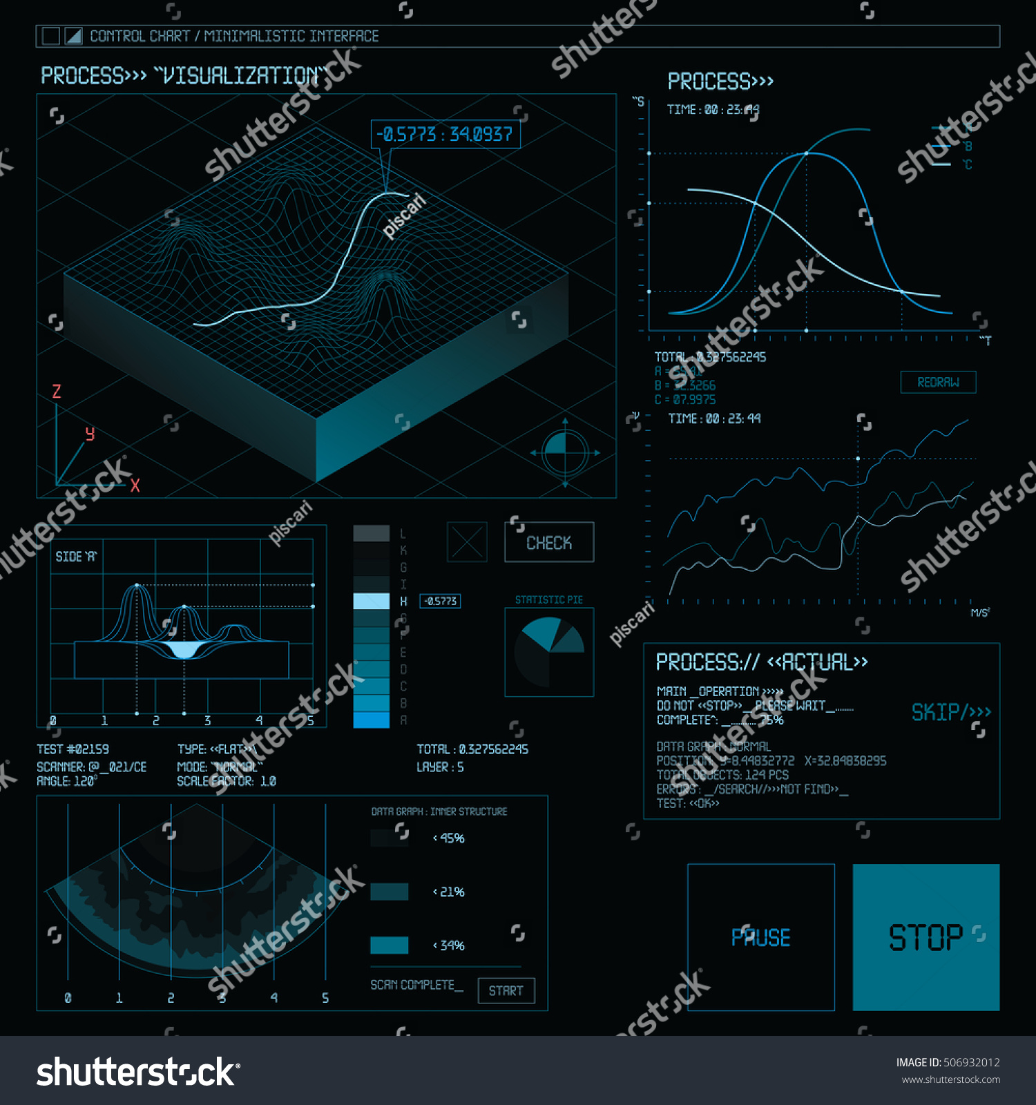 graphical user interface design document template