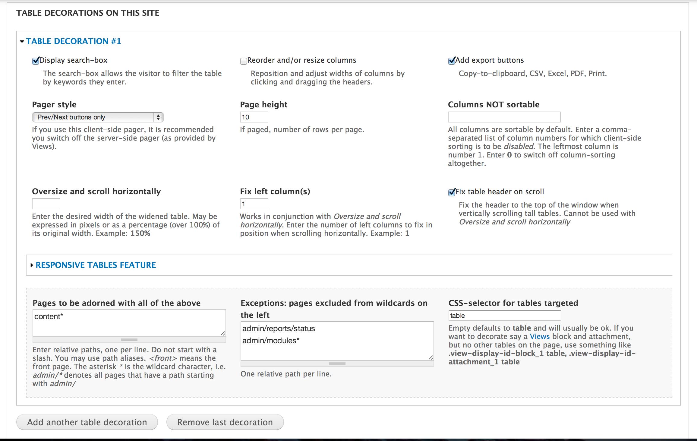 datatables 1.9.4 documentation