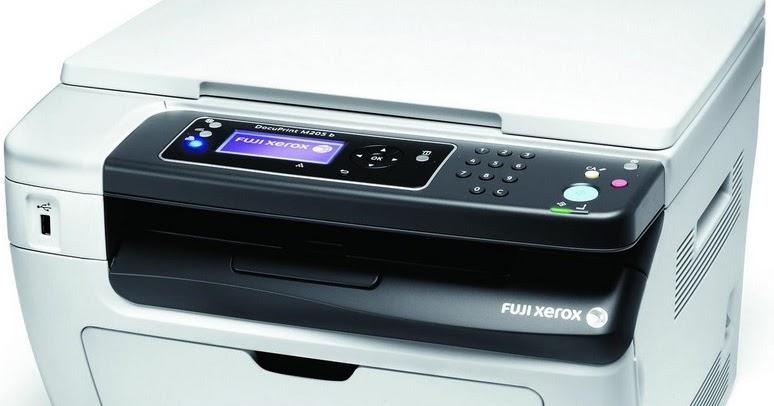 driver for fuji xerox document 205z