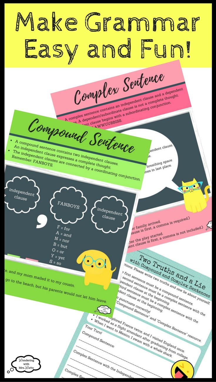 what is a complex document