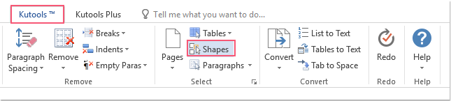 how to select whole document in word