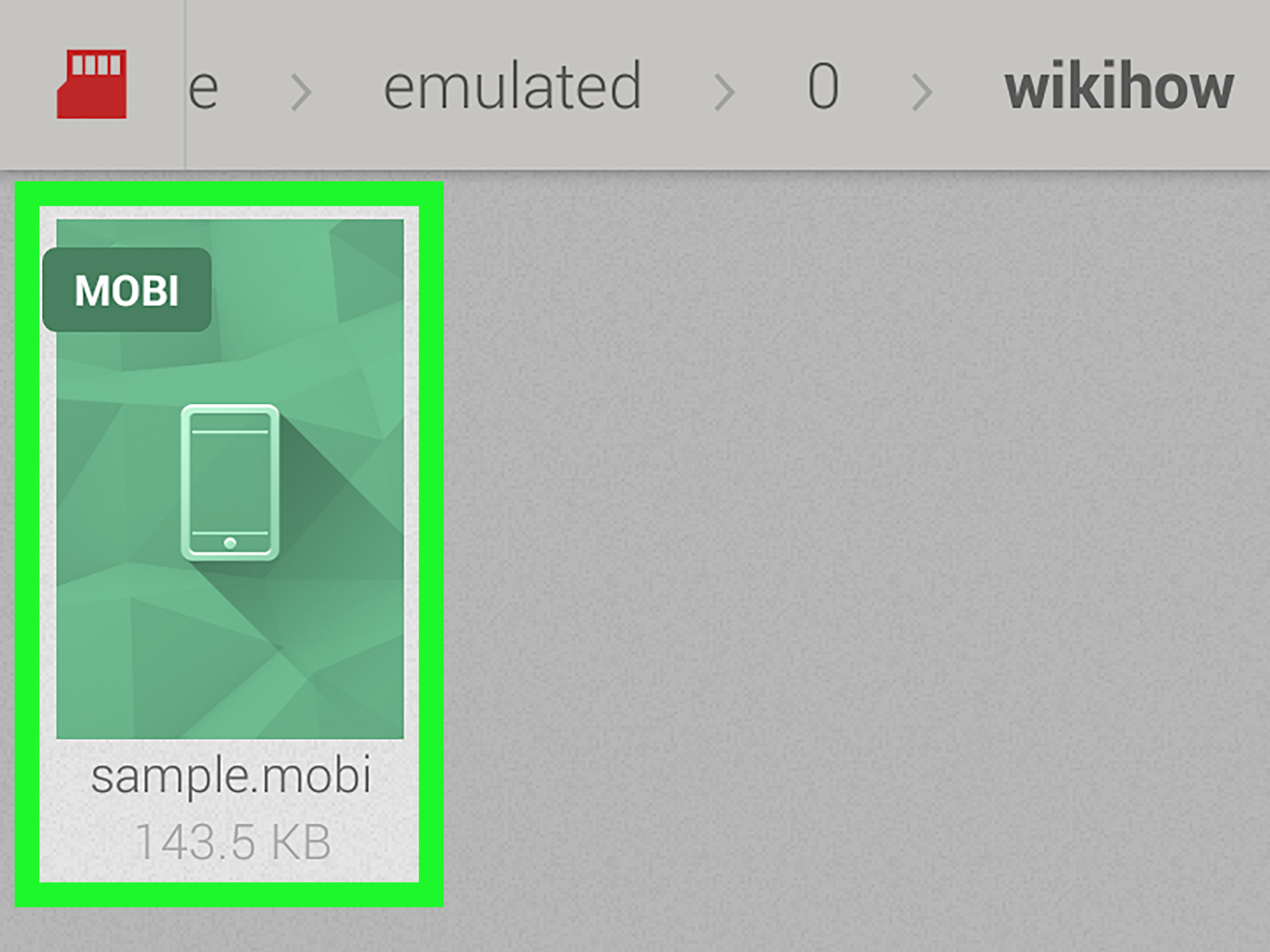 how to edit a mobi document
