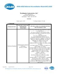 iso iec 17025 field application document