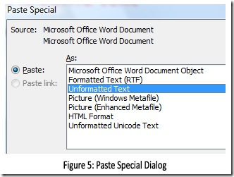 copy paste text from pdf document