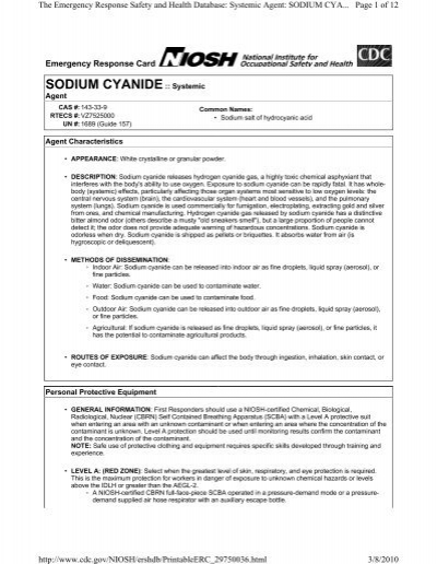 white card toxic safety document