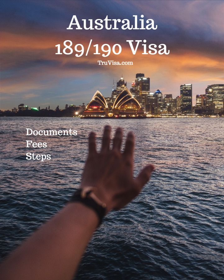 how to certify a document for australian visa