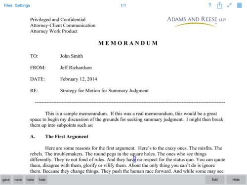 how do you redline a word document