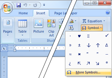 how to insert a tick box in word document