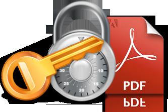crack pdf password protected document