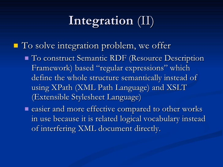 what is an xml rdf document