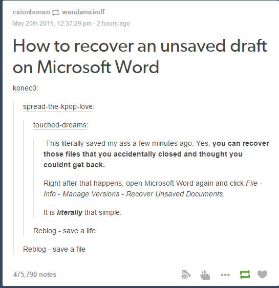 word could not save the document