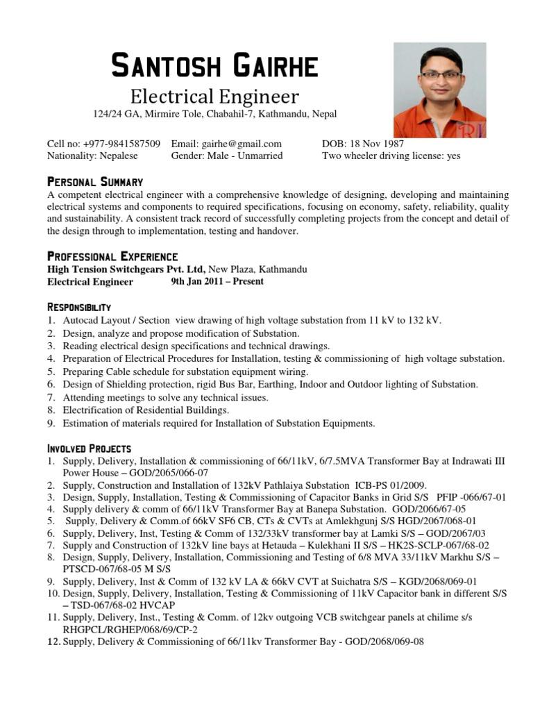 document control job description in engineering