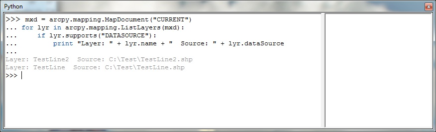 a map document mxd file contains all of the following