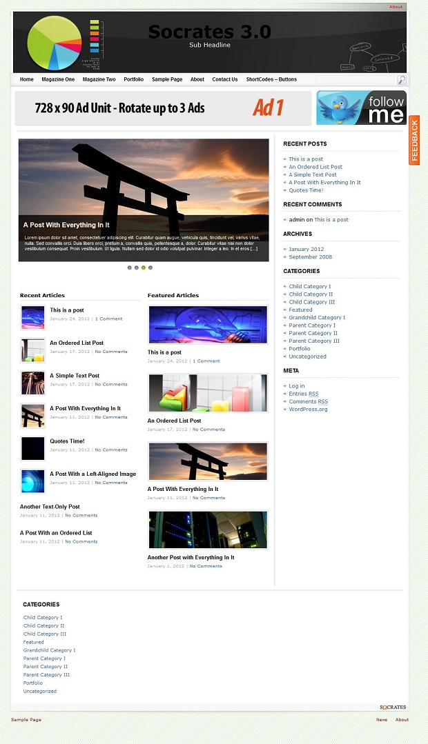 v mag wordpress theme documentation