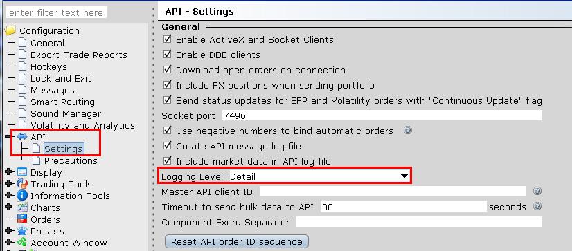 interactive brokers api documentation