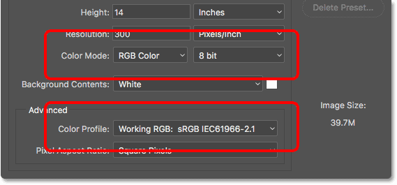 how to increase bit depth in photoshop document