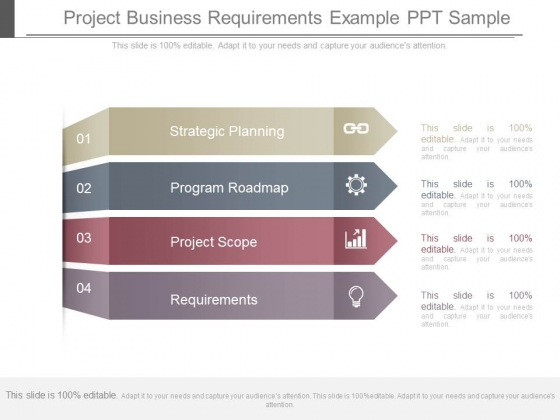 how to create business requirement document