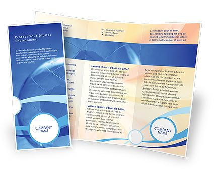 how to print word document as brochure