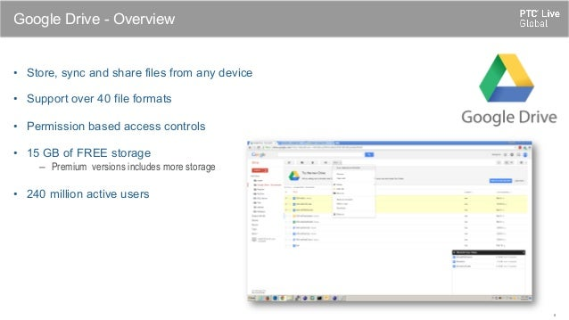 online document storage and collaboration