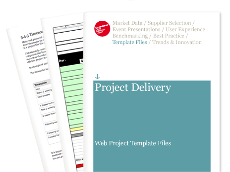 project technical specification document template