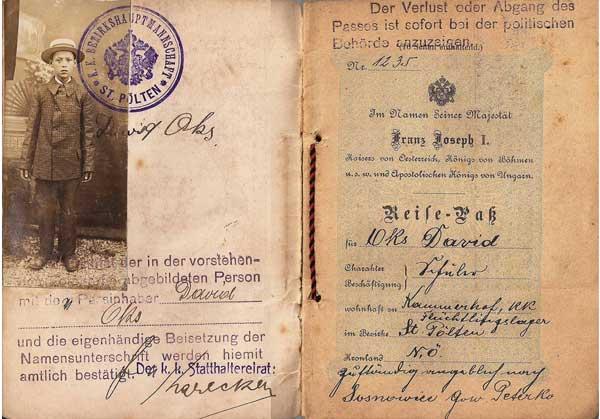 refugee travel document getting visas