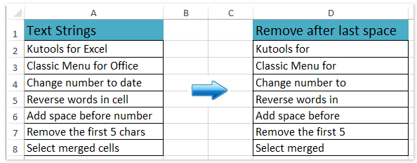 remove space marks from word document